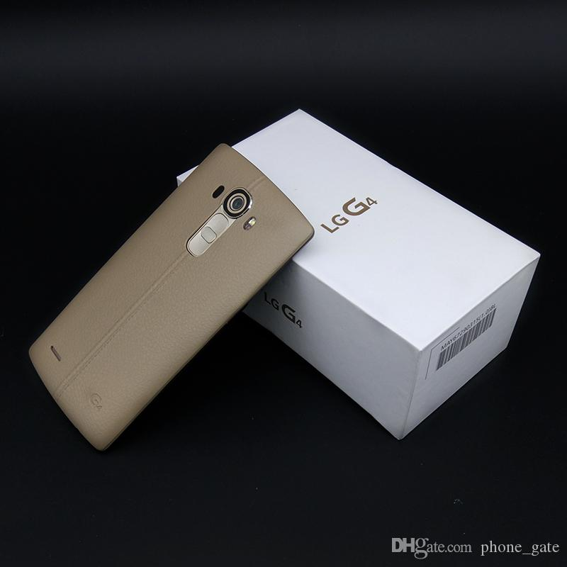Original Refurbished Unlocked LG G4 H815 Quad Core Android 5.1 3GB ROM 32GB 5.5 inch Cell Phone 4G LTE WIFI Mobilephone