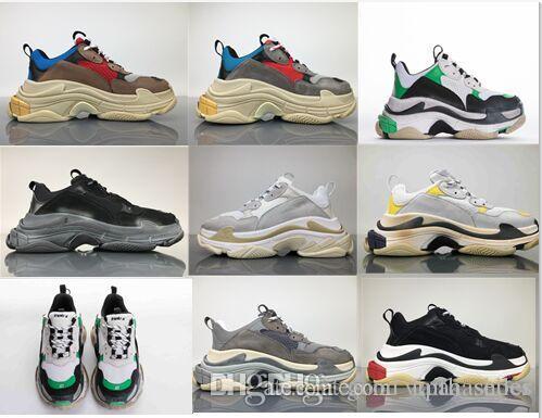 innovative design 5d1d3 273f0 Scarpe Calcio Bambino Balenciaga Vapormax Off White Shoes Nike BootScarpe  Da Rappresentanza Atletica Più Trendy Top Quality New Color Triple S  Sneakers Uomo ...