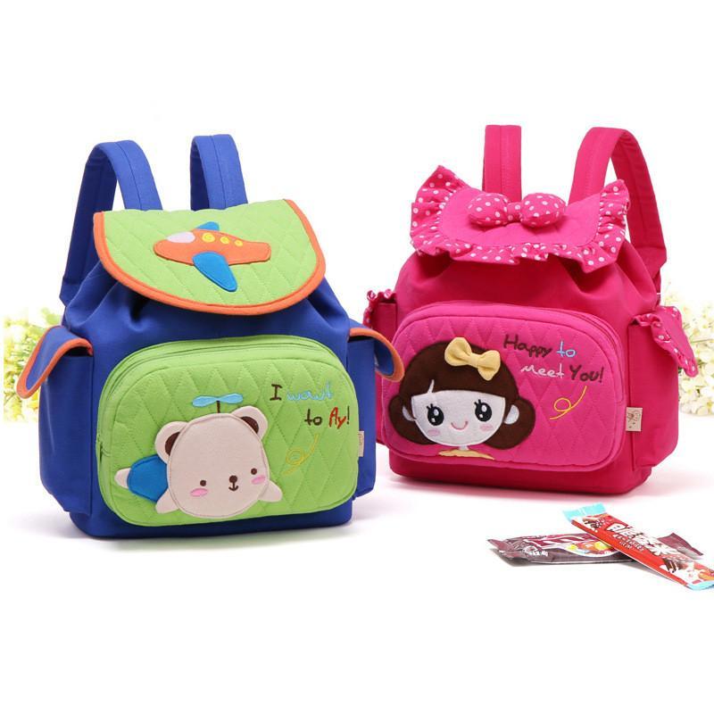 Little Kids Children S School Bags Backpacks 3d Cartoon Rabbit Small