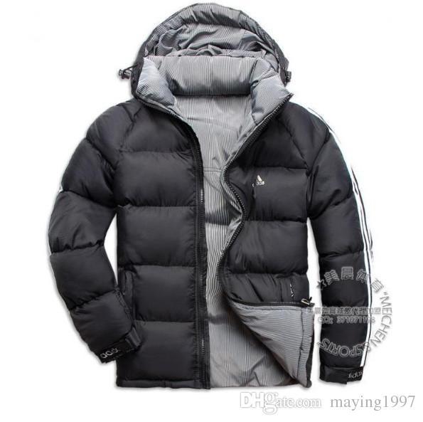Beliebte Marke Männer Kleidung 2018 Neue Männer Unten Jacken In Winter Kurze Mantel Reine Farbe Warme Mäntel Männlichen Business Unten Jacke Freies Verschiffen Schmuck & Zubehör