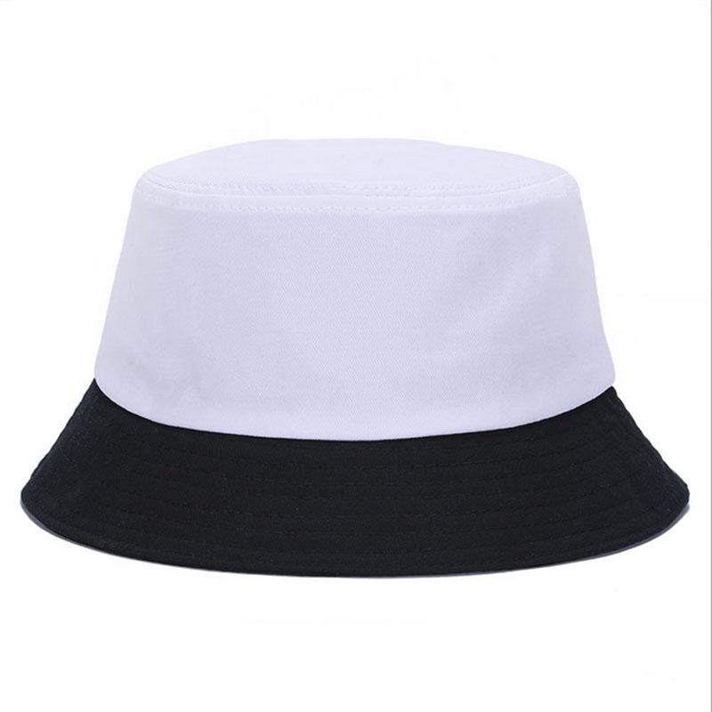 cdd30df12ea Korean Jelly Colored Solid Color Bucket Hats For Men Panama Women Hat  Fisherman Hat Street DIY Portable Basin Tide Visor Wedding Hats Baby Hats  From ...