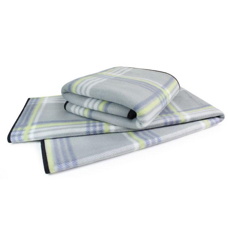 Gray Printing Blanket For Office Sofa Home Car Decration Boys Girls Mesmerizing Fuzzy Gray Throw Blanket