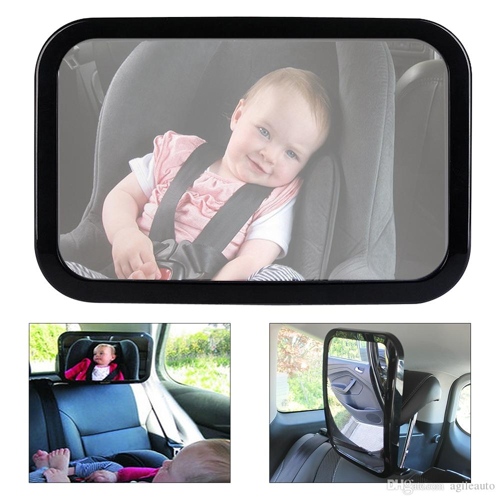 Car Inside Rearview Safety View Back Seat Mirror Baby Viewer Support Care For Cars CMO 30Q Online