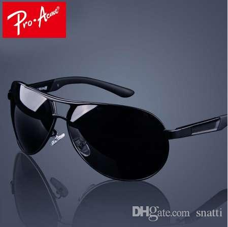 1dfa5d02284e Pro Acme Classic Men Polarized Sunglasses Polaroid Driving Pilot Sunglass  Man Eyewear Sun Glasses UV400 High Quality CC0444 Polarized Sunglasses  Sunglasses ...