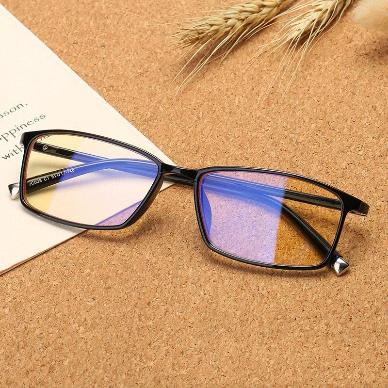 29672ffa290 2019 VazrobeTR90 Computer Glasses Men Women Blocking Blue Light Ray  Radiation Tint Yellow Lens Computer Eyeglass For Work Computer From  Fashionkiss