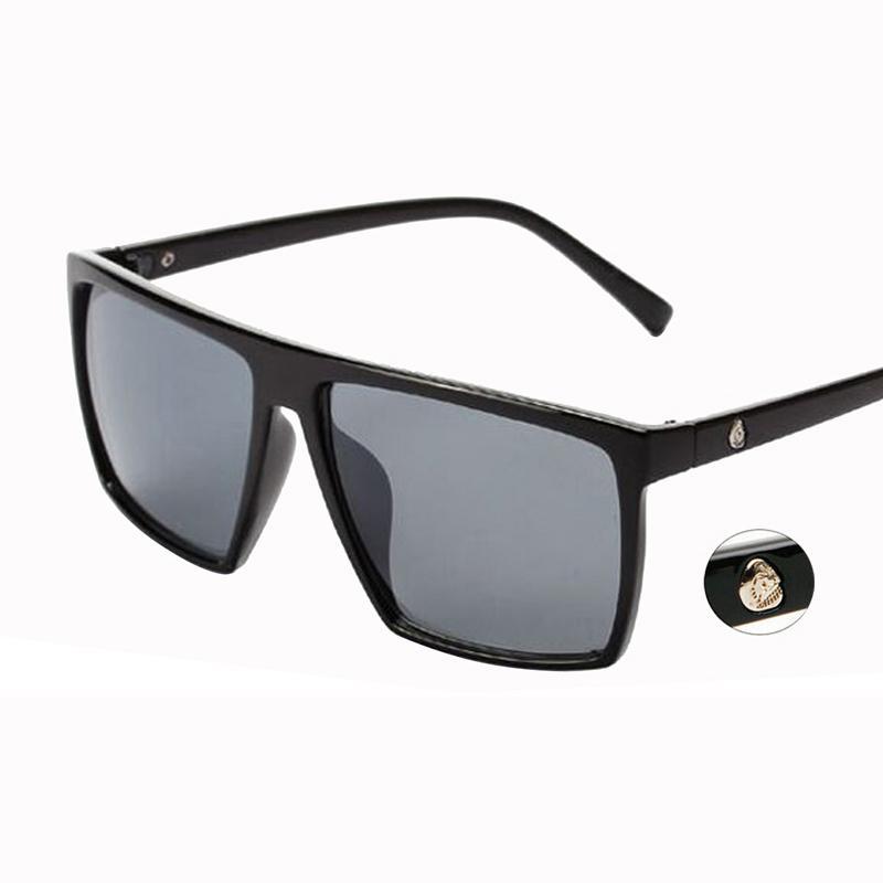 Compre Clássico Quadrado Óculos De Sol Dos Homens Das Mulheres Designer De  Marca De Moda Quadrado Do Vintage Condução Óculos De Sol Para Homem Mulheres  ... 1fc85ba164