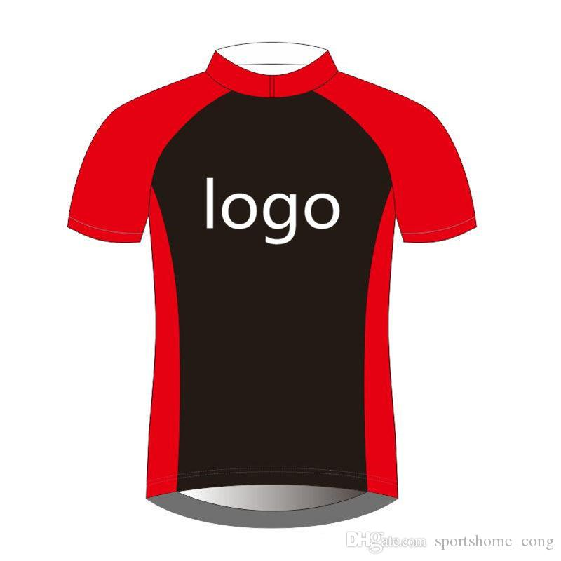 Zealtoo Custom Cycling Jersey You Can Choose Any Size Any Color Any Logos  Accept Customized Bike Clothing 2018 DIY Your Own Bicycle Wear Long Shirts  For Men ... 2c272938c