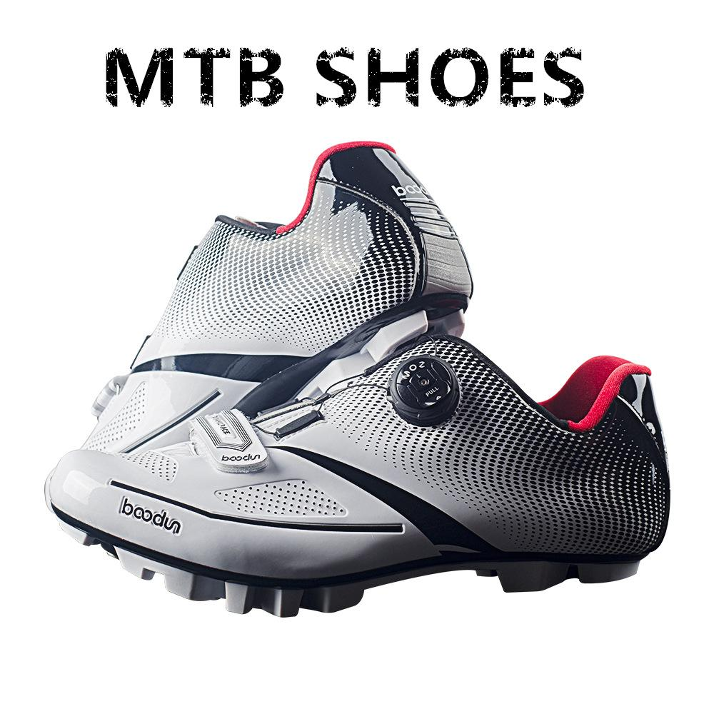 c86e9787b15 2019 HOT Men Professional Bicycle Race Lock Shoes DH BD Team Riding  Mountain Breathable Wear MTB Cheap Bike Shoes Cycling From Fwuyun, $125.58  | DHgate.Com