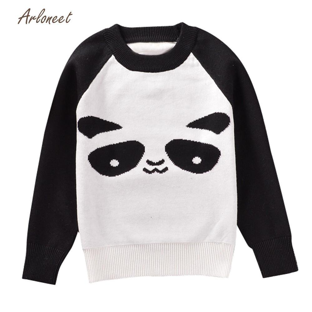 5c1d52068 ARLONEET Boys Sweaters Solid Sweater For Girl Fashion Baby Boy Sweater  Cartoon Knit Pullovers Outerwear Clothes DEC4 Sweater Patterns For Boys  Knitting ...