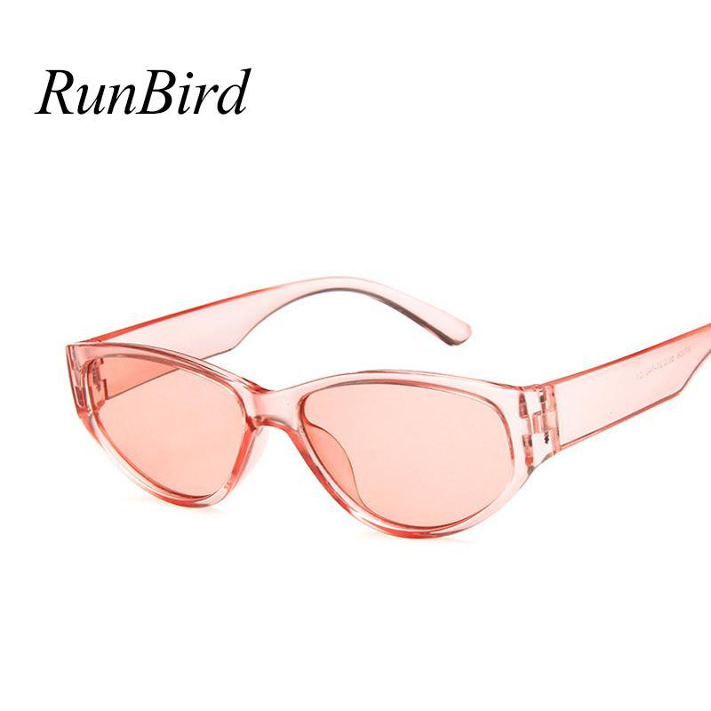 570ba10c75afe Compre Pequeno Quadrado Mulheres Óculos De Sol De Luxo Da Marca Branco  Vermelho Quadro Óculos De Sol Das Senhoras Chique Oval Óculos De Sol Dos  Homens Do ...