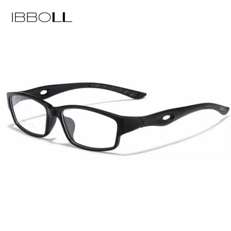 Compre Ibboll Hombres Marcos De Vidrios Ópticos Vasos De Ojos ...