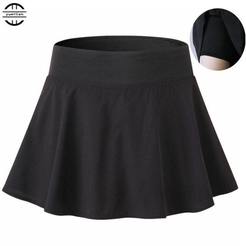 8020c2d40c 100p Women Girl's MINI Tennis Skirts,Bottom Shorts Anti Emptied A ...