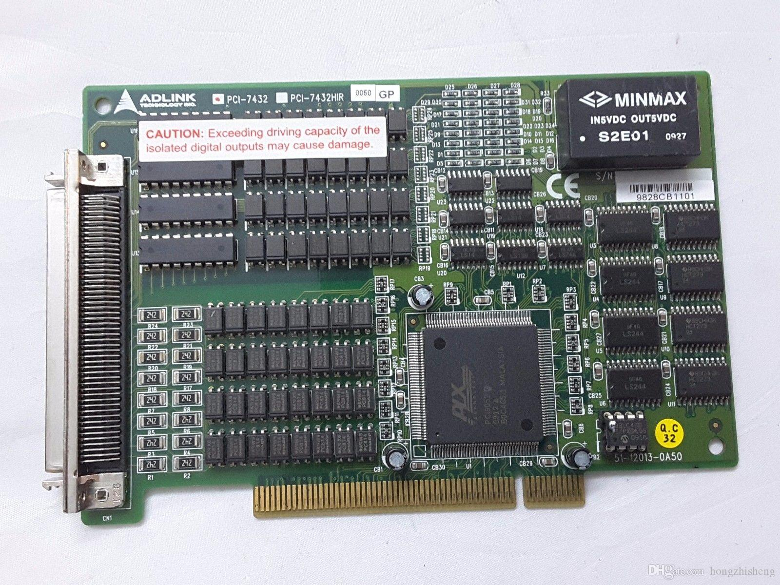 ADLINK PCI-7432 WINDOWS 7 64BIT DRIVER
