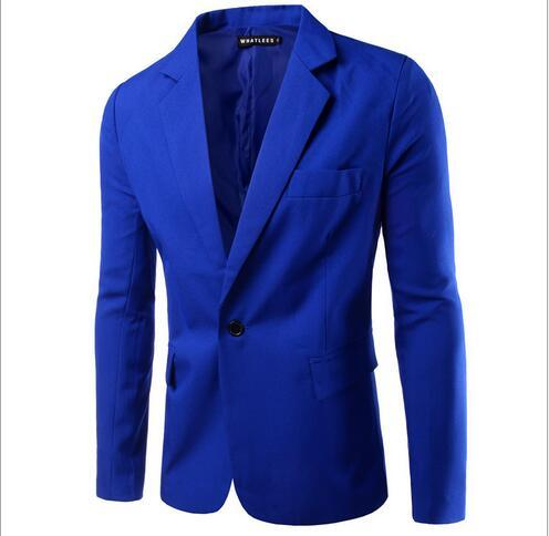 2019 2018 New Men S Large Size Suit Seven Colors Europe And America ... dded08516236