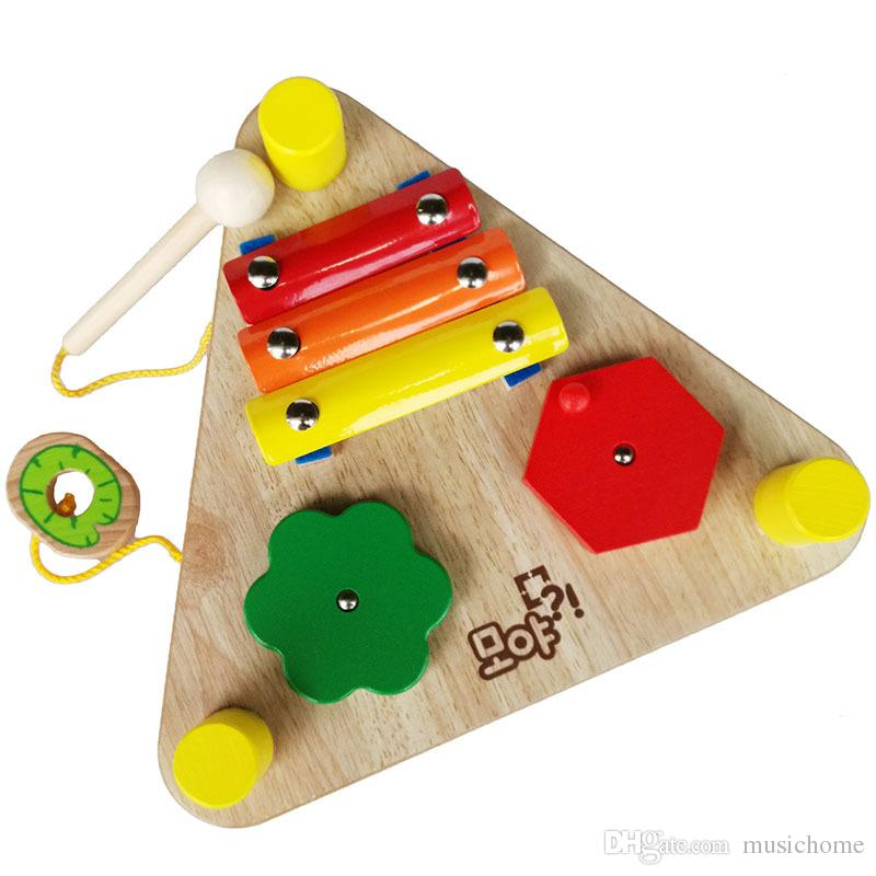 2018 3 notes xylophone glockenspiel early educational toy musical gift for kids from musichome 11 06 dhgate com