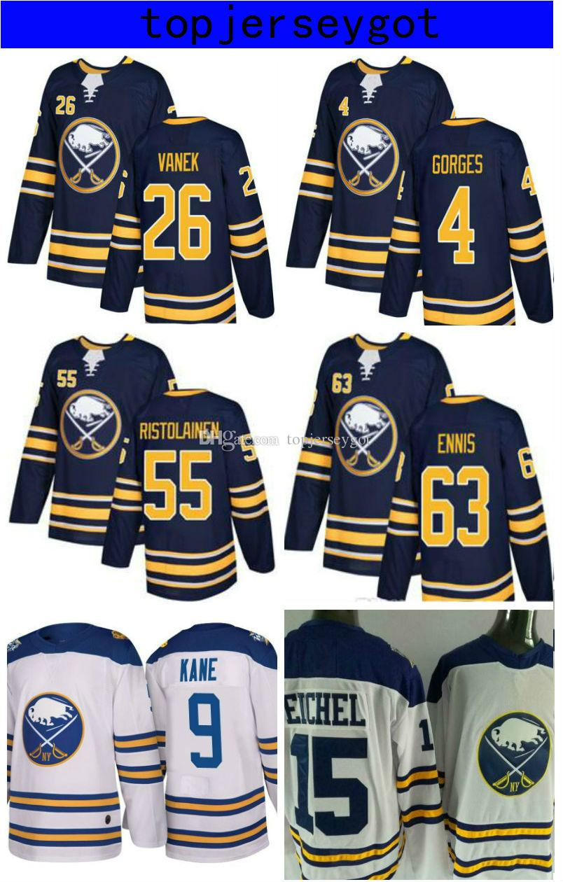 ... best quality white 2018 winter classic buffalo sabres 15 jack eichel  jersey 90 ryan oreilly blank 62b7369f0