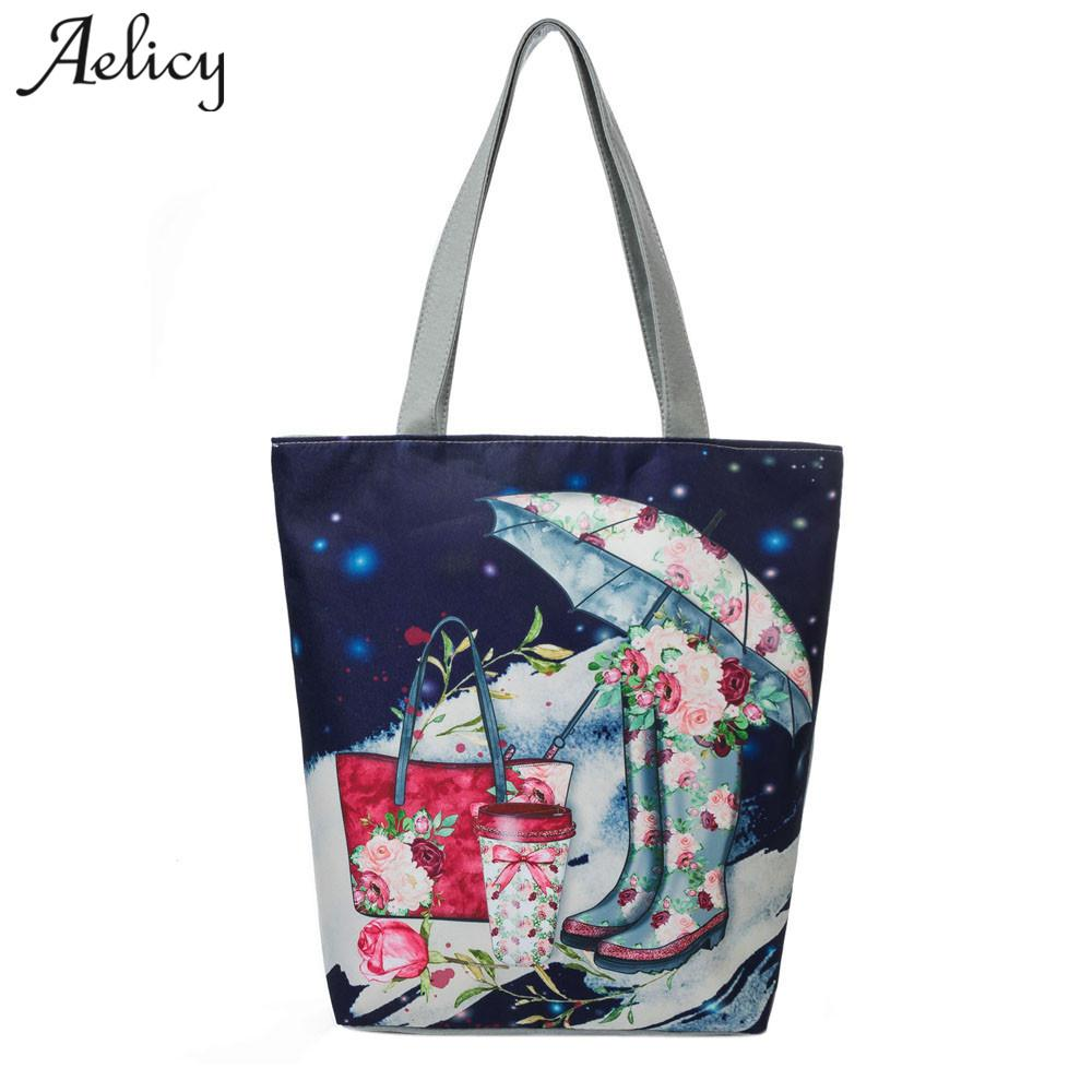 b16d2a2c1a5 Aelicy Luxury national wind canvas tote bag new design ladies women purses  and hand bags large capacity crossbody bags for women