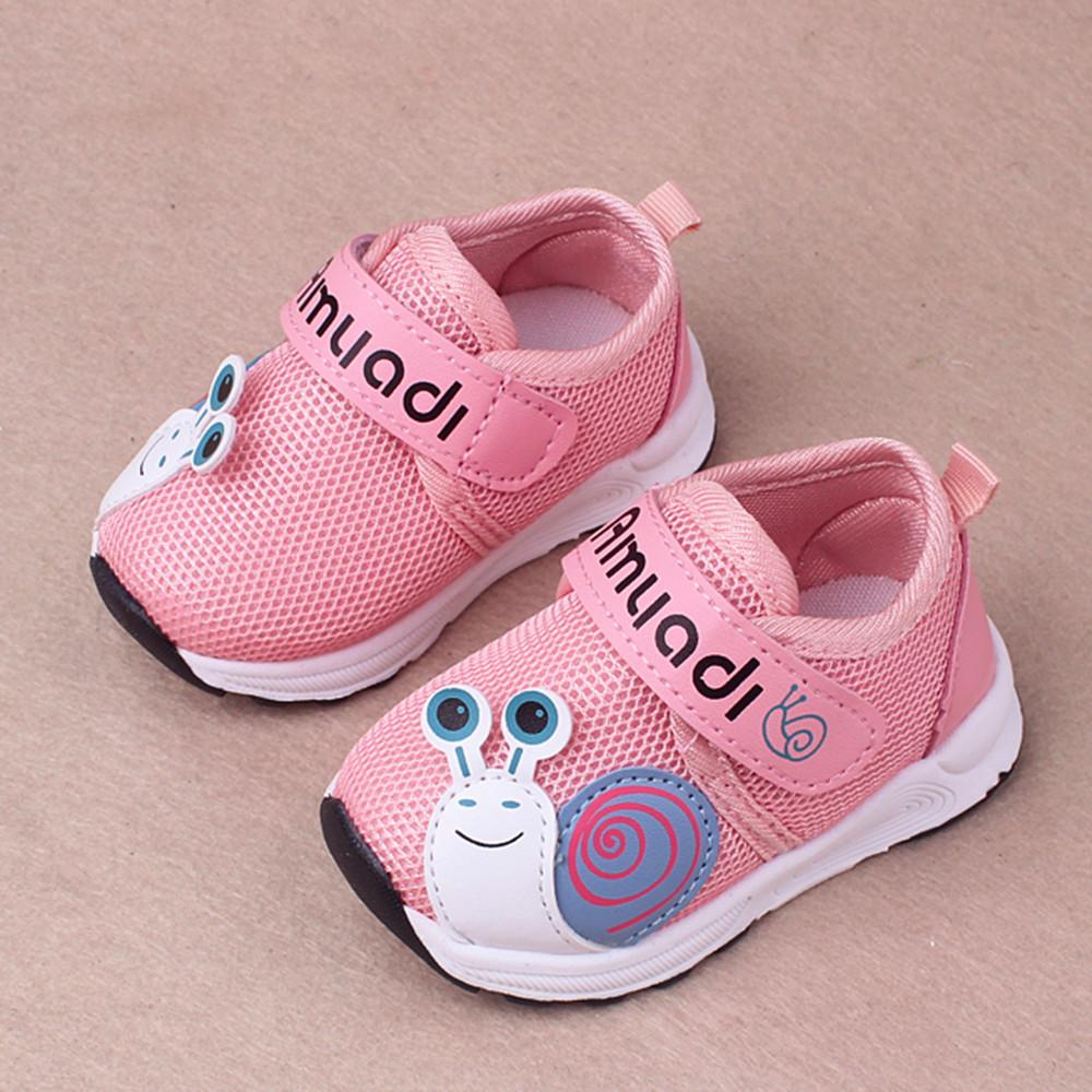 032371c4054 Breathable Toddler Sport Running Baby Shoes Boys Girls Infant Children Kids  Baby Love Print Squeaky Single Shoes Mesh Sneaker Athletic Shoes Kids Best  ...