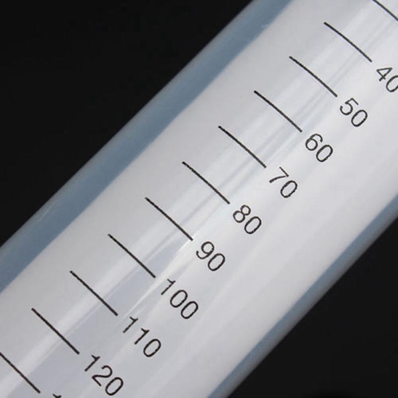 100ml / 150ml Reusable Big Large Hydroponics Plastic Nutrient Sterile Health Measuring Syringe Tools