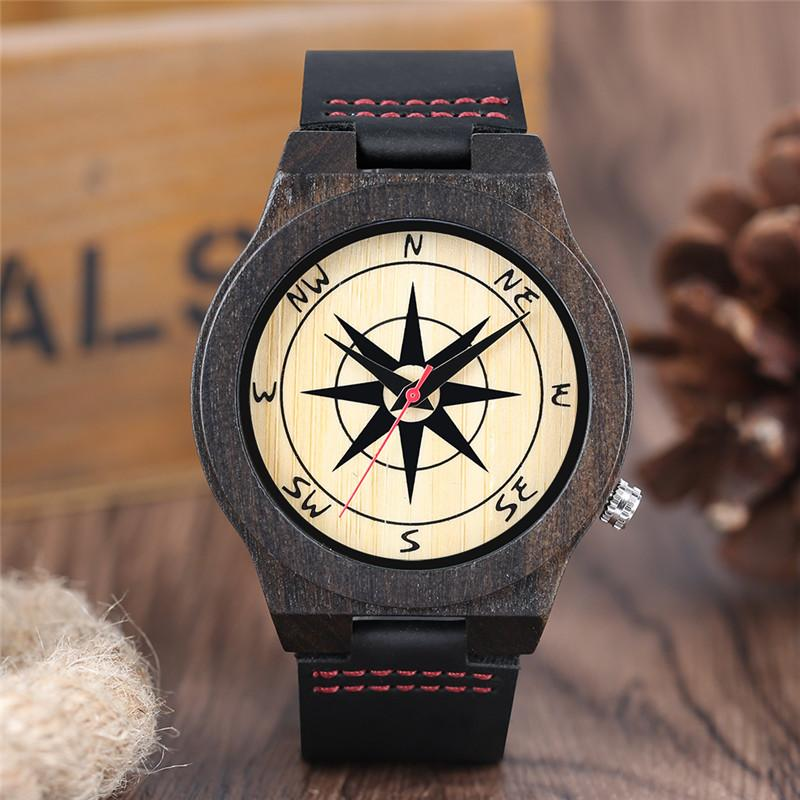watch black all men com rights reserved s tmbrs sandalwood the burly strap leather watches tmbr