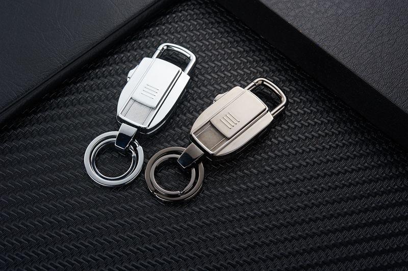 Portachiavi portatile MINI da 8 GB auto PORTATILE MINI DV DVR HD 1080P in metallo Portachiavi auto