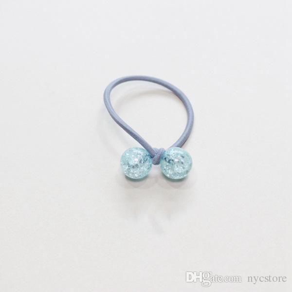 women hair bands ball hair rope fashion hair accessories headband children girls rubber band