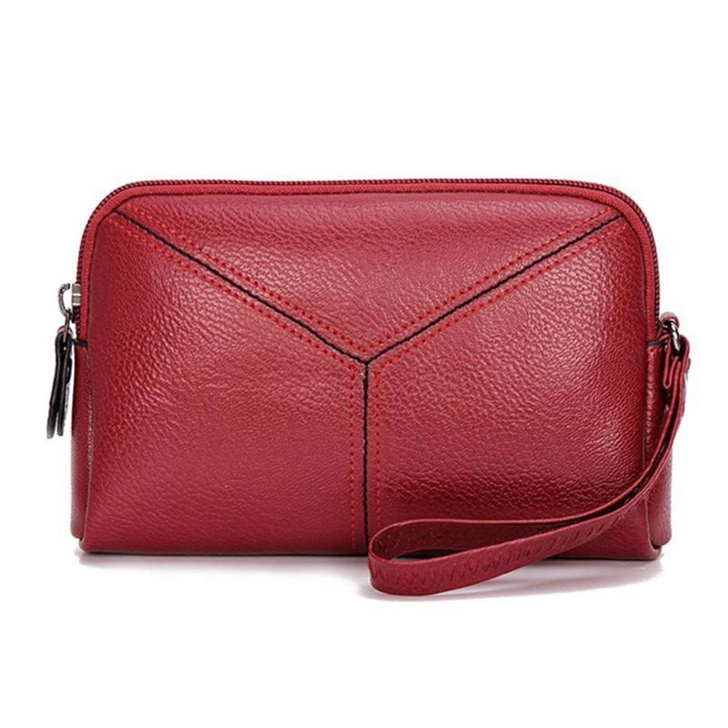 048c10e2083980 Bag Design Multifunctional Leather Women's Clutch Mini Hand Purse Stylish