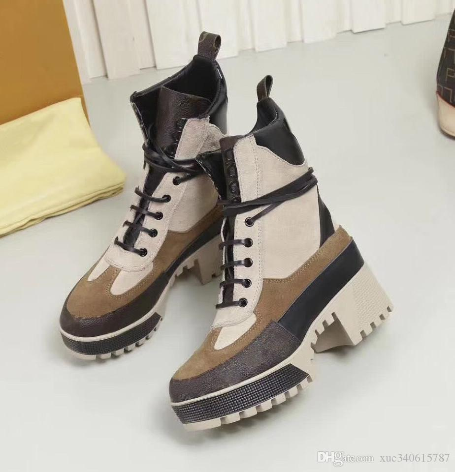 38e086bb33db2 Fashion Leather Star Women Shoes Woman Boots Leather Short Autumn ...