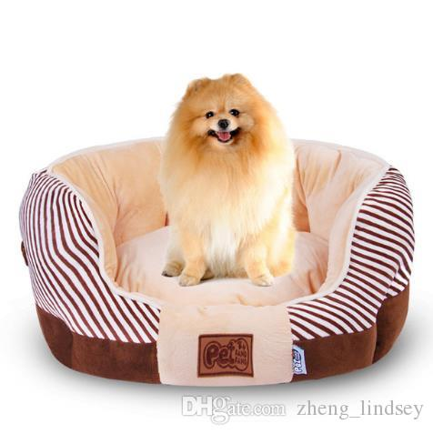 7cf395d9e5b0 Pet Dog Bed Fall And Winter Warm Dog House for Small Dogs Large Dogs ...