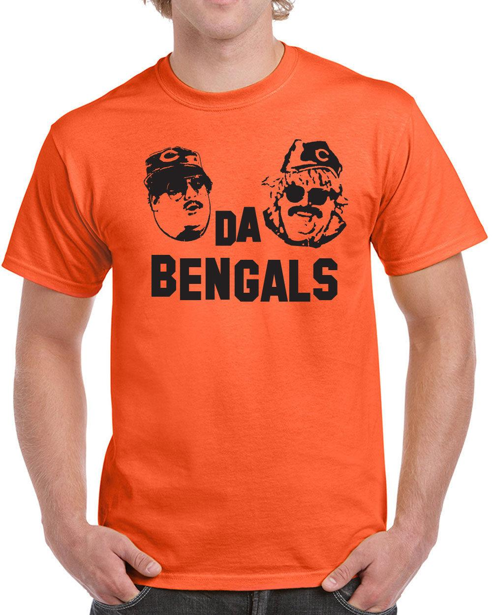 cf7f5abf Details Zu 311 Da Bengals Mens T Shirt Funny Sports Cincy Jungle Ohio Cool  New Funny Unisex Casual Tee Gift Tea Shirts Fun Tshirts From Trendsspace,  ...