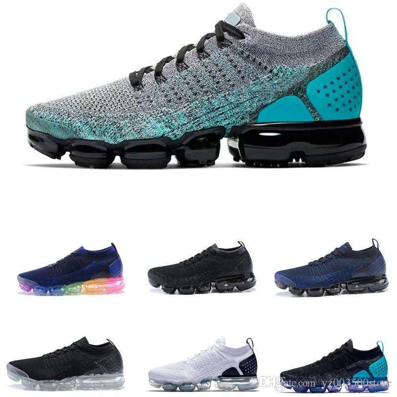 Großhandel Nike Air Max 2018 Neue Vm Kinder Designer Laufschuhe, Marke Laceless Jungen Mädchen Kinder Schuhe Chaussures Vm Turnschuhe Turnschuhe Größe