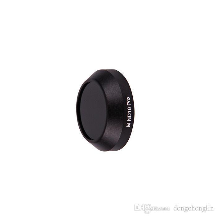 Filter Kit für DJI Mavic Pro Drohne UV / CPL / STAR, ND2 / 4/8/16/32 Hergestellt aus Ultra High Definition Glas und Aluminium