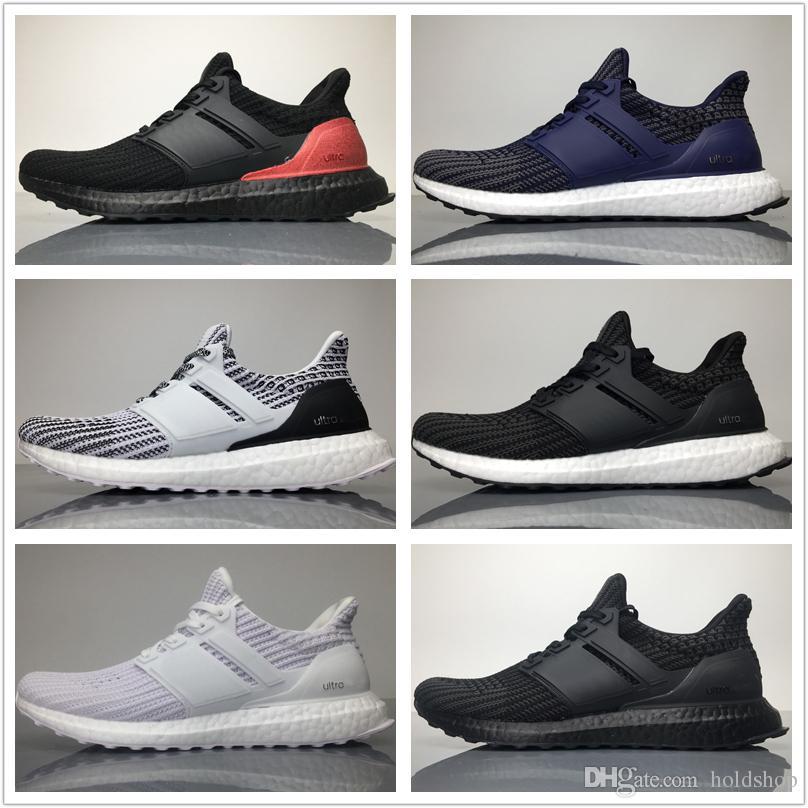 competitive price 4f764 dd1b5 Scarpe Running Decathlon Best Quality Ultra 4.0 Knit New Running Shoes  Vendita Calda Uomo Donna Traspirante Nero Grigio Blu Stivali Sport Designer  Sneakers ...
