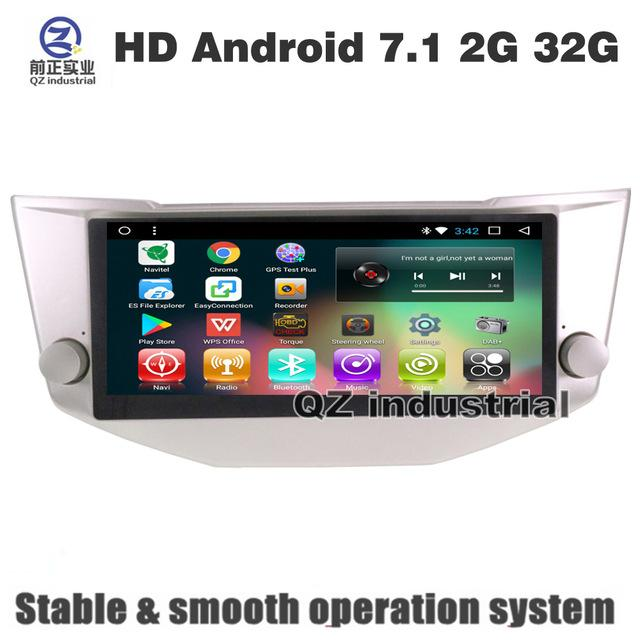 Qz Industrial Hd 88inch Android 71 T3 For Lexus Rx330 Rx350 Car Rhdhgate: Lexus Rx330 Radio Interface At Gmaili.net