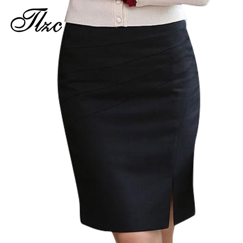 7bad05fead 2019 Charm Lady Wrapped Hip Design Formal Skirts Size S 2XL Korean ...