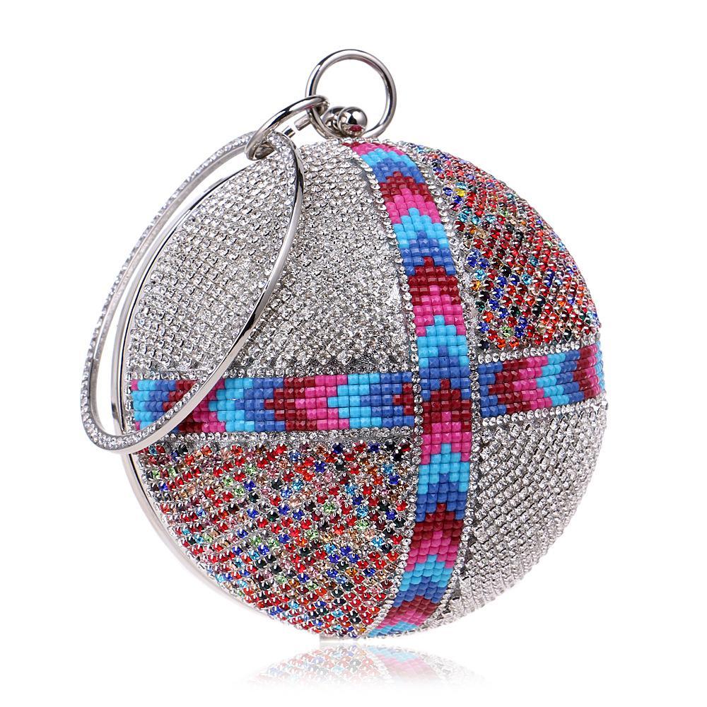 Sammlung Hier Luxus Abendtasche Handtasche Perlen Kristall Tasche Schultertasche Brauttasche Hochzeit & Besondere Anlässe