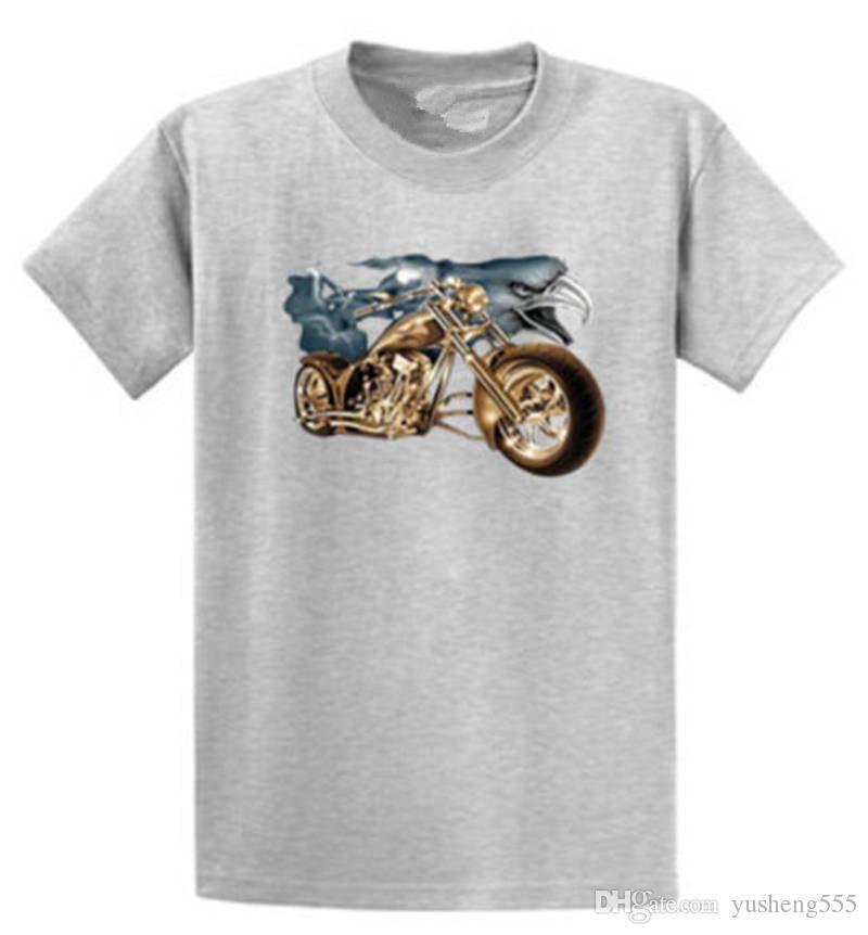 T-shirt Pas Cher Vente 100% Coton Eagle Et