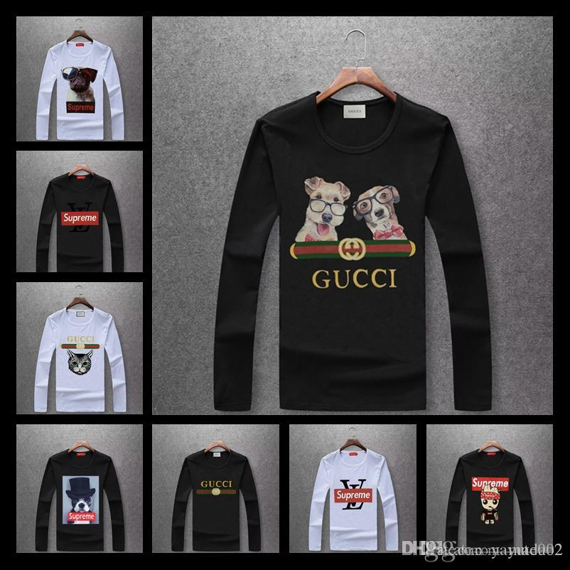 b76de9ee1761a4 Brand Hip Hop G Summer Tiger Print Men S T Shirt Short Sleeve 100% Cotton  Poloshirt Shirt Men Teel Hip 3g Designer Mens Size M 5XL Tee Shirts Sale ...