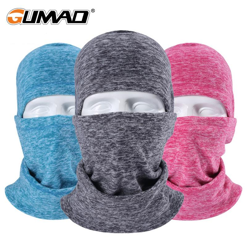 Apparel Accessories Men's Scarf Sets 3 In 1 Winter Windproof Outdoor Sports Face Mask Ski Snowboard Hood Hat Neck Warmer Cap Camping Hiking Thermal Scarf Fine Craftsmanship