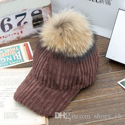 6f198a92005 2018 Hot Novelty Hair Visor Hat Golf Wig Cap Fake Adjustable Gift Novelty  Party Custome Funny Hat Hair Ball Cap Ball Cap Corduroy Cap Online with ...