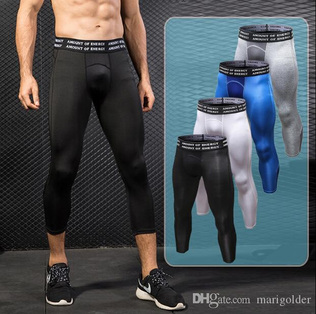 63ee5ba1702514 Men's Running pants Tights Trousers Sweatpants Fitness Jogger Gym  basketball Quick Dry Pole Sport pants Compression Boys Underwear