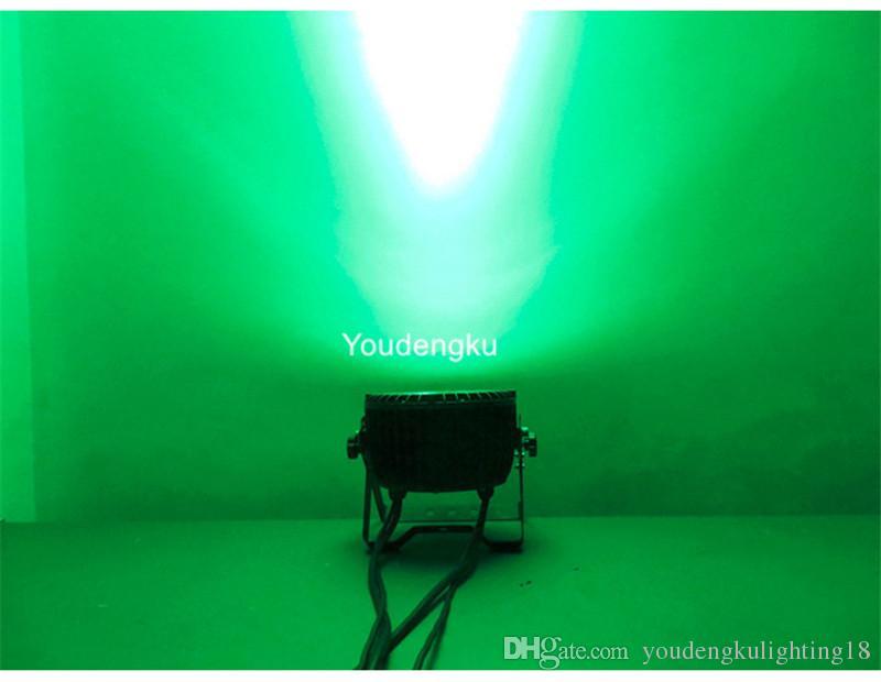 12 шт. Открытый Ip65 12 шт. Китай номинальной светодиоды 12x15 Вт RGBVA 5in1 светодиодные плоские номинальной свет для партии