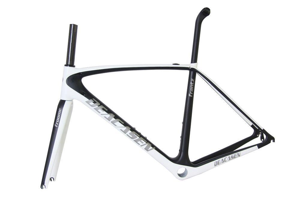 2018 Carbon Road Bike Frame Carbon Fibre Road G Race Frameset Carbon ...