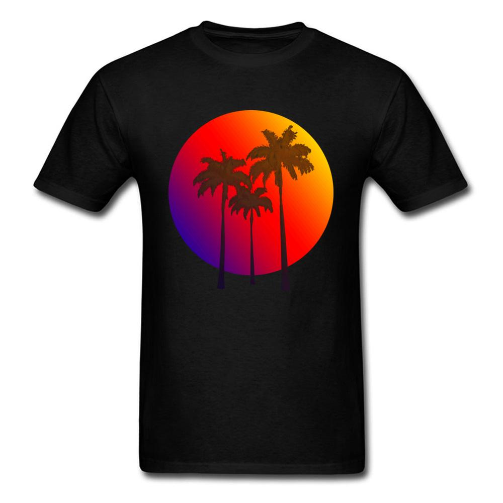 df97ca28a Tropical Island Birthday Tops & Tees Short Sleeve For Men Pure Cotton Father  Day Crew Neck T Shirt Geek Clothing Shirt Hot Sale Cool Tee Funny Graphic T  ...