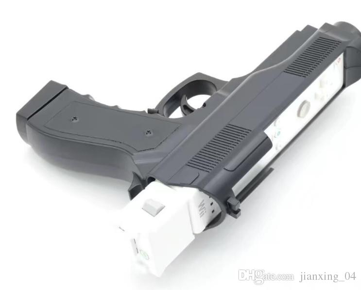 Pistol Shooting Light Gun Sport Video For Wii Remote Controller Game Without Remote & Nunchuck