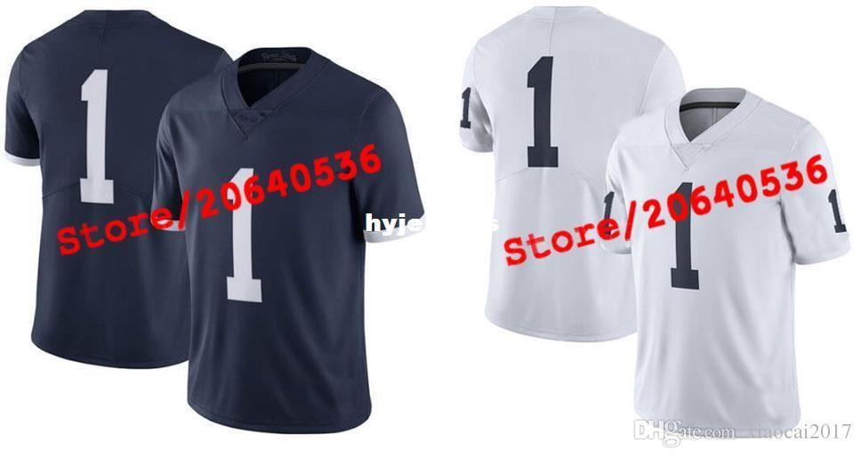 783c02165 2019 Custom Penn State Nittany Lions College Limited Jersey Mens Women  Youth Kids Personalized Any Number Of Any Name Stitched Football Jerseys  From ...