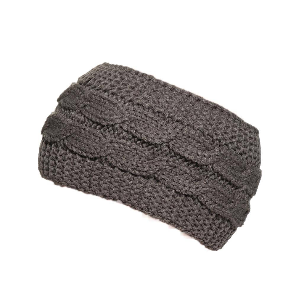 b495a35452d Women Girls Knitted Wool Empty Skull Beanies Winter Warm Ponytail Bun Hat  Lady Girl Stretchy Ski Cap Colorful Hairband 2018 Hot Beanies Fedora Hat  From ...