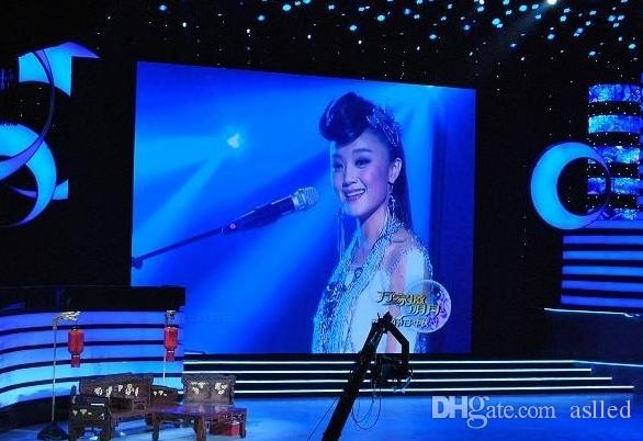 China Wholesale Price LED Screen Indoor P4 Flexible Led Video Wall Panel P4  Fixed Installation LED Display