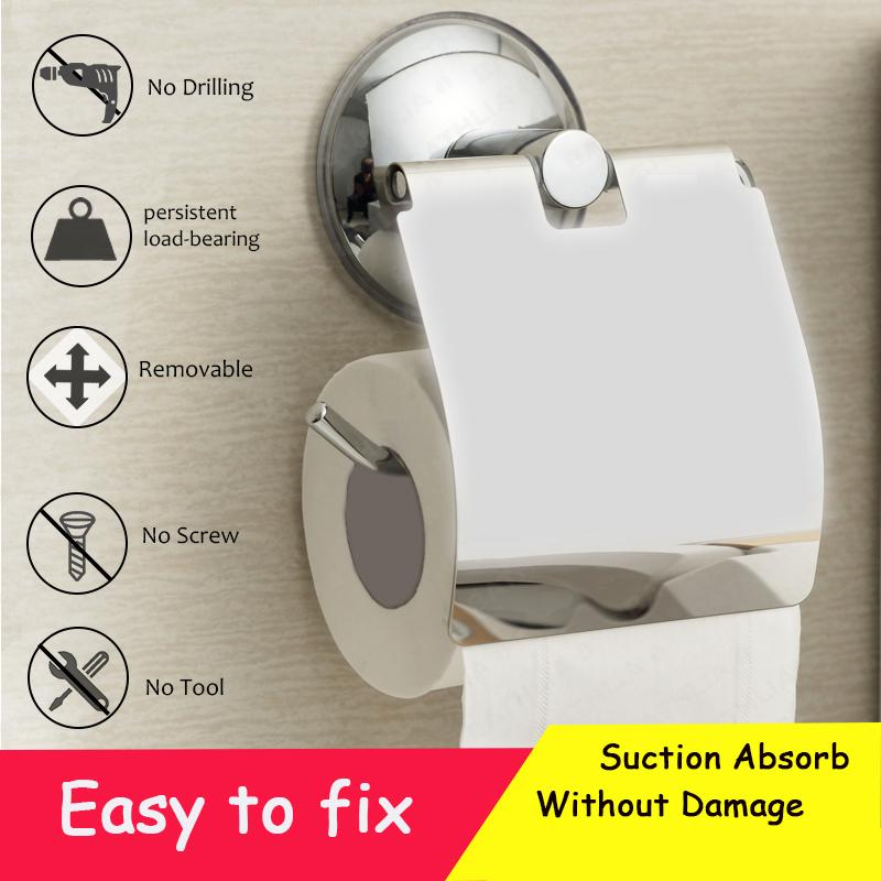 No drilling required bathroom accessories