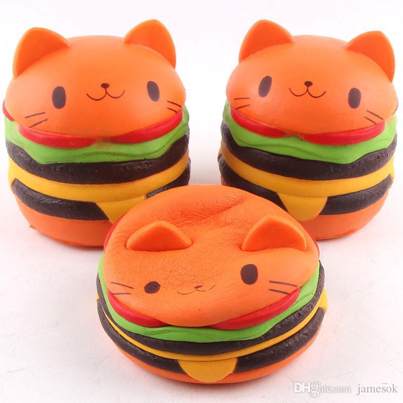 Squishy Dares List : Squishy Hamburger - The Squishy Databases